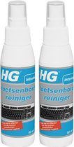 HG Toetsenbordreiniger - 100 ml - 2 Stuks