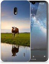 Nokia 2.2 TPU Hoesje Koe