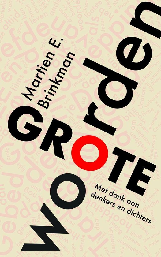 Grote woorden - Martien Brinkman   Fthsonline.com