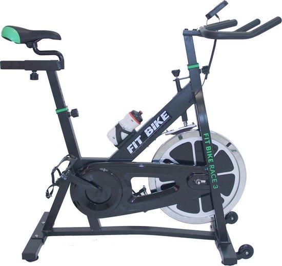 Spinningfiets FitBike Race 3 - incl. trainingscomputer
