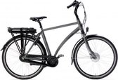 Gano Esto E1 Elektrische fiets - 57 cm - Grijs