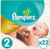 Pampers Baby Luiers Premium Care maat 2 - 22 luiers