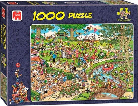 Afbeelding van Jan van Haasteren Het Park  - Legpuzzel - 1000 stukjes