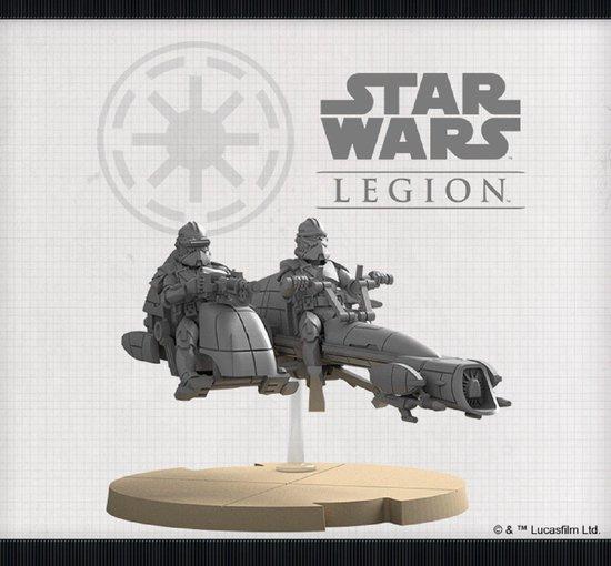 Afbeelding van het spel Star Wars Legion: BARC Speeder