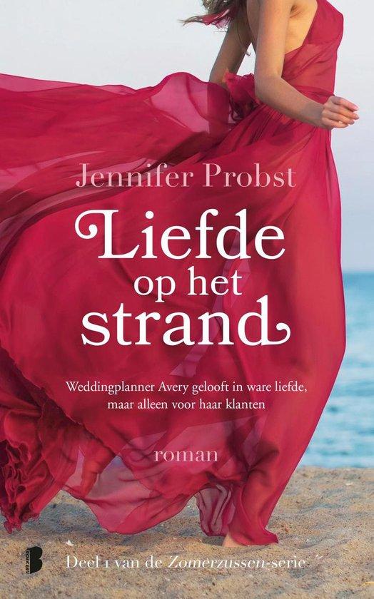 Zomerzussen 1 - Liefde op het strand - Jennifer Probst  