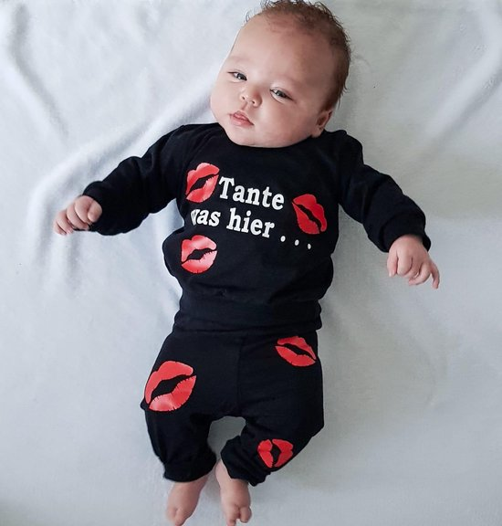 Pyjama Kus Tante Was Hier