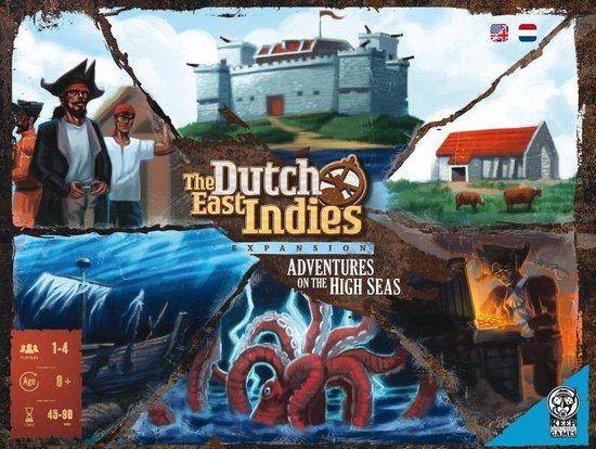 Afbeelding van het spel Adventures on the High Seas