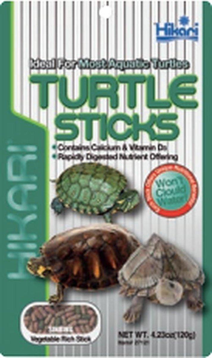 Hikari reptiel turtle schildpad sticks 120gr