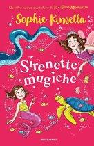 Omslag Io e Fata Mammetta 4. Sirenette Magiche