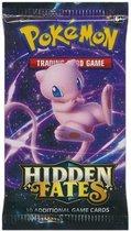 1 pakje Pokemon TCG Hidden Fates Pokemon Kaarten