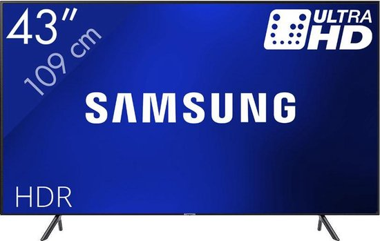 Samsung UE43RU7100 - 4K Smart TV