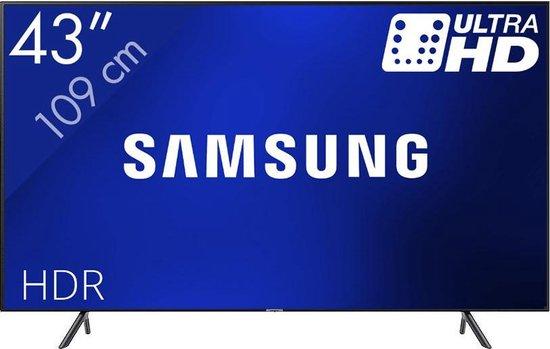 Samsung UE43RU7100 - 4K Smart TV (Benelux model)