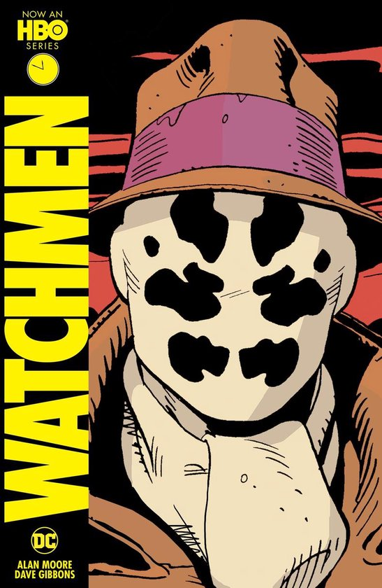 Boek cover Watchmen International Edition van A. Moore (Paperback)