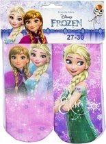 Disney Frozen sokken duopack ( maat 27-30 )