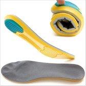 Memory Foam inleg zool (41-45) - voor extra comfort en minder pijn