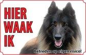 Bord Hond Tervuerense herder