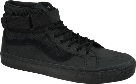 Vans Sk8-Mid Reissue VN0A3QY2UB41, Mannen, Zwart, Sneakers maat: 41 EU