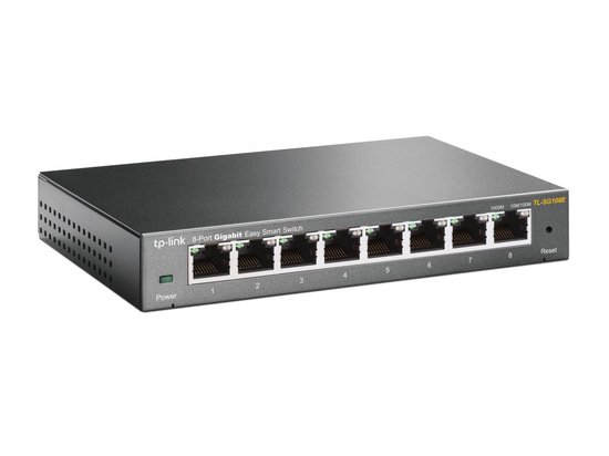 TP-Link TL-SG108E - Switch