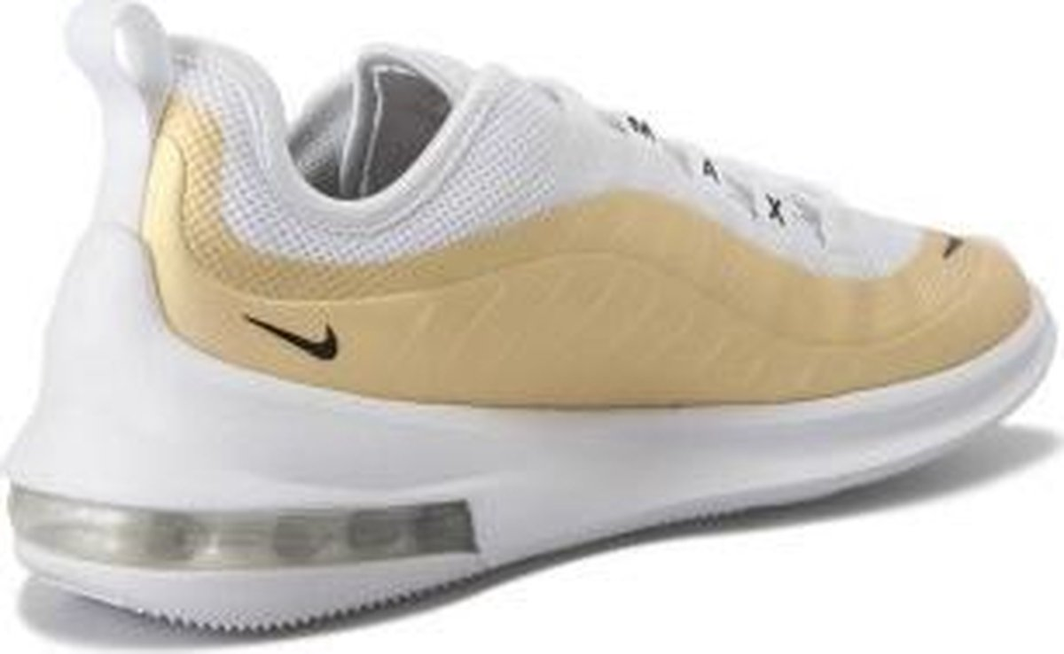 bol.com | Nike Air Max Axis sneakers dames wit/goud
