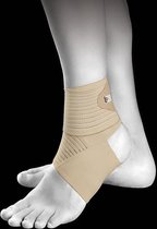 Aanpasbare elastische enkelbrace MT2 beige