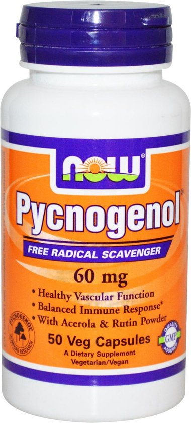Pycnogenol 60mg - 50 capsules