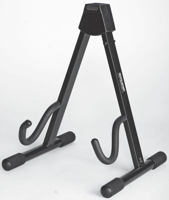 E-gitaren/-bas stand verstellbar