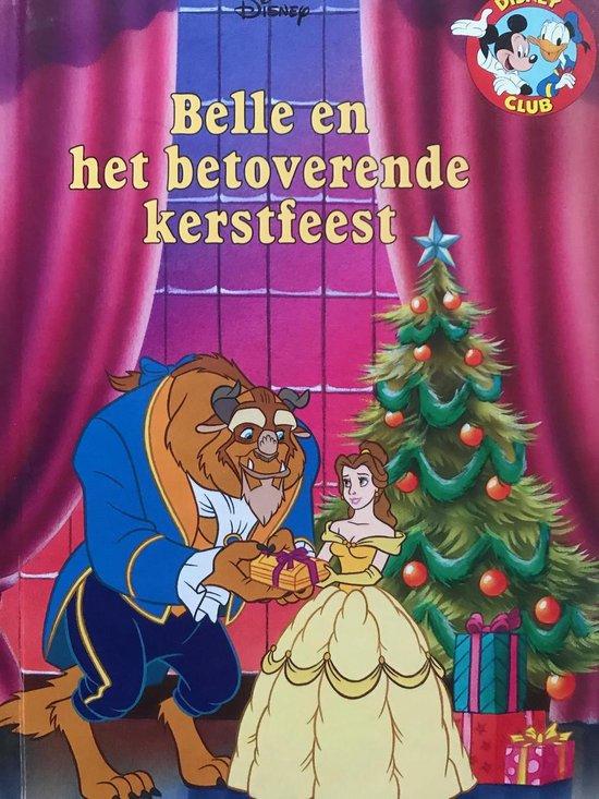 Belle en het betoverende kerstfeest Disney boek - Disney  