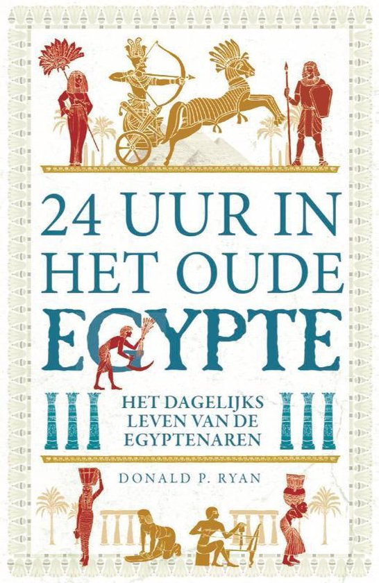 24 uur in het Oude Egypte - Onbekend |