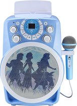 FROZEN 2 Cd DVD karaoke machine met lichtshow | Disney