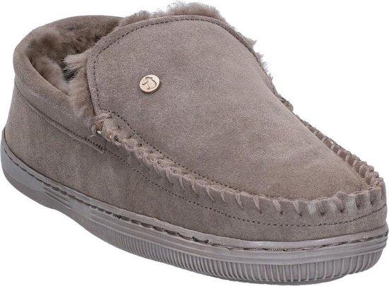 Heren schoenen   Warmbat Grizzly Suede Heren Pantoffels