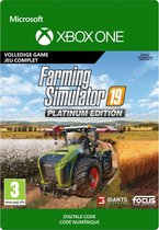 Farming Simulator 19: Platinum Edition - Xbox One download