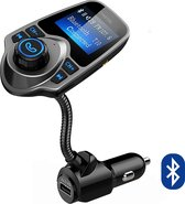 Bluetooth FM Transmitter - LCD Display