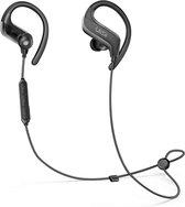 Bluetooth Stereo Sport Headset UiiSii BT-100 - zwart