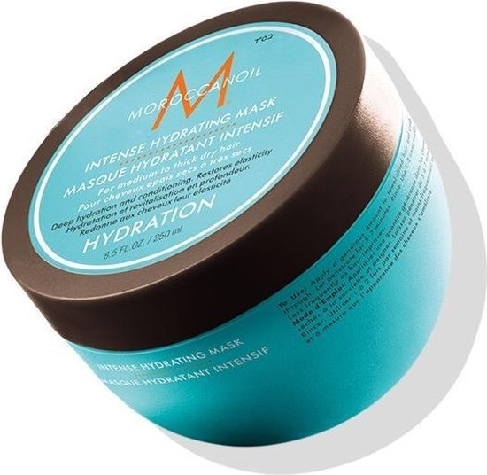 Moroccanoil Intense Hydrating haarmasker Unisex 250 ml