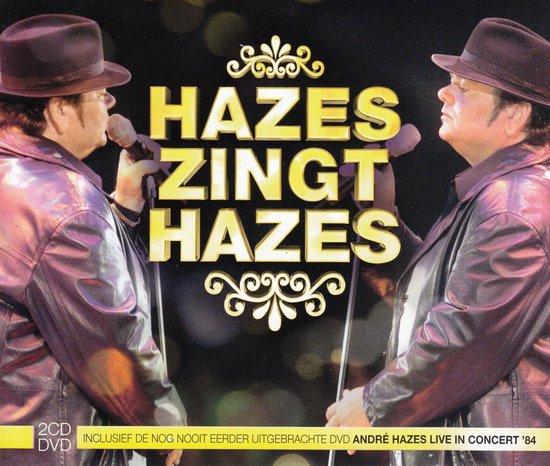 Hazes Zingt Hazes (2Cd+Dvd)