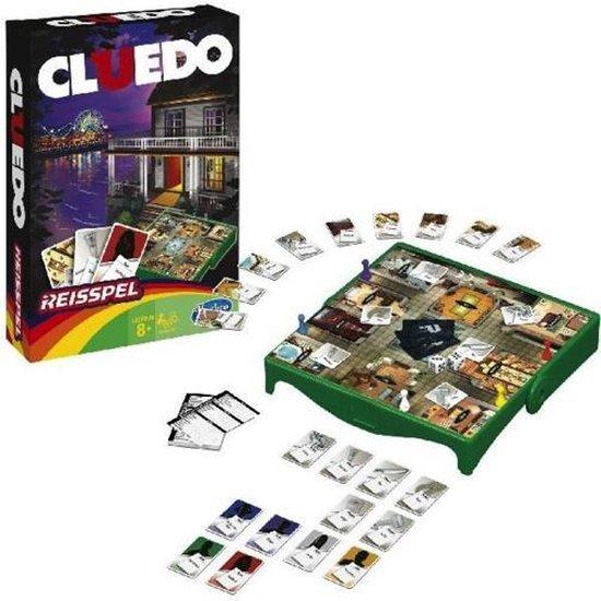 Afbeelding van het spel Cluedo - reisspel