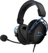 HyperX Cloud Alpha S Pro Gaming Headset - PC - Zwart/Blauw