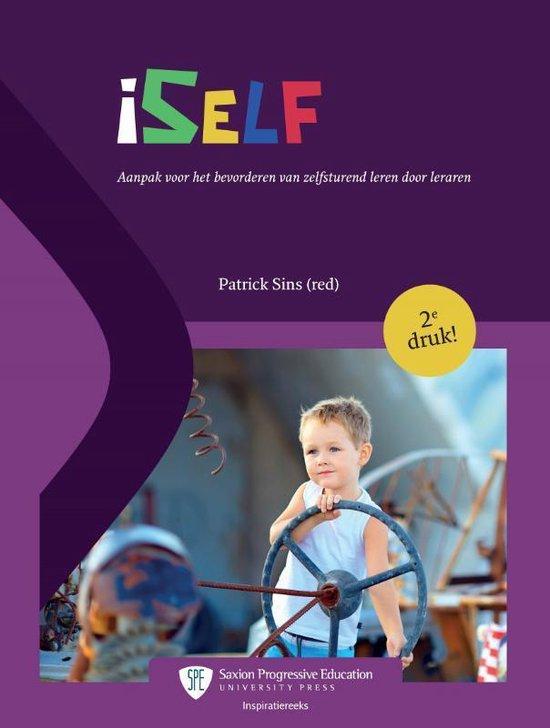 Boek cover iSelf 1 -   iSelf van Patrick Sins (Paperback)