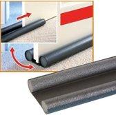 Tochtstrip - Dubbele Tochtband - Tochtstopper - Tochtrollen - Anti Ruis - Windbestendig - Isolatie - Tochtstrips voor deuren en ramen - Tochtwering - Anti insecten - Waterdicht