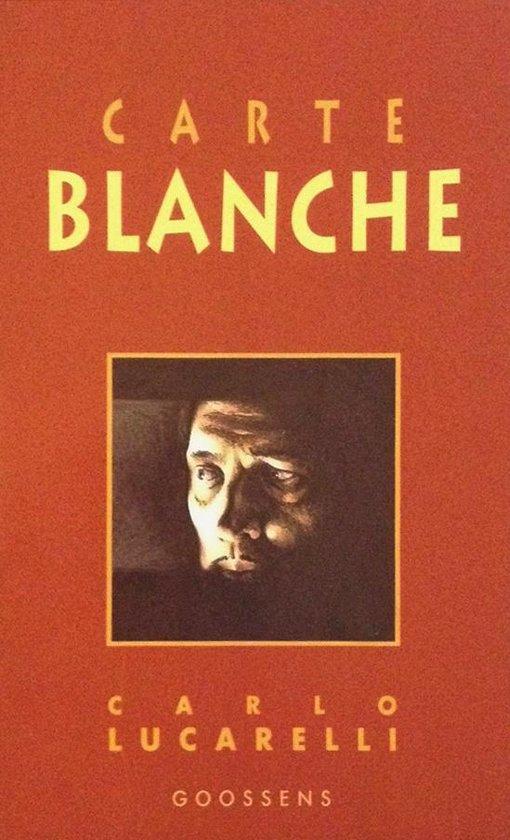 Carte blanche - Carlo Lucarelli | Fthsonline.com