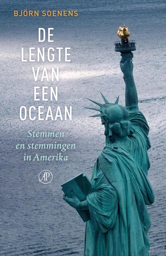 De lengte van een oceaan - Björn Soenens |