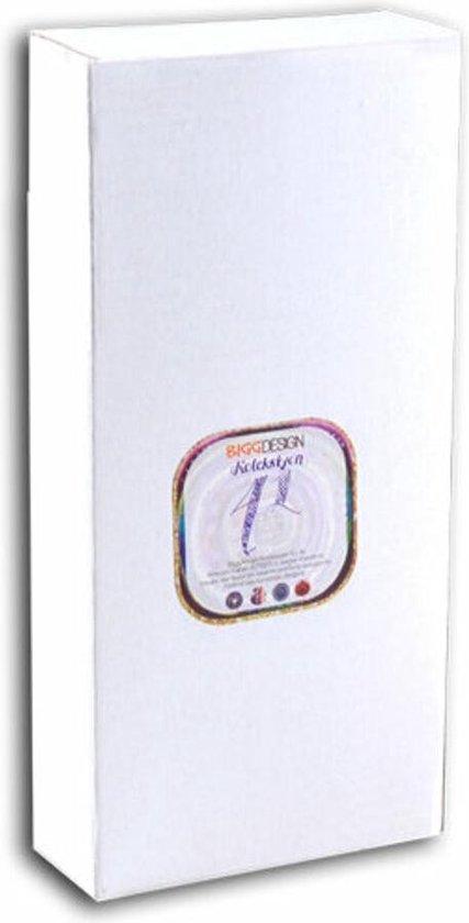 BiggDesign - Make Up Spiegel - Handspiegel met Handvat - Kapperspiegel - BiggDesign
