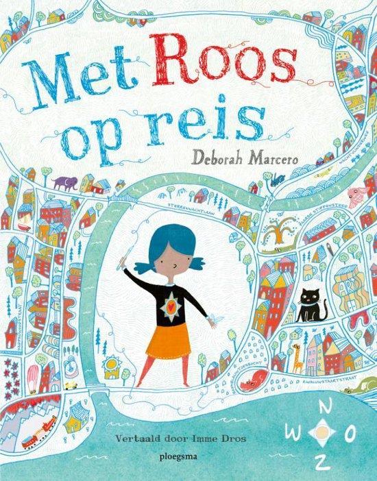 Met Roos op reis - Deborah Marcero |