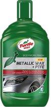 Turtle Wax Metallic Car Wax + PTFE - Autowas Autowax Autopoets