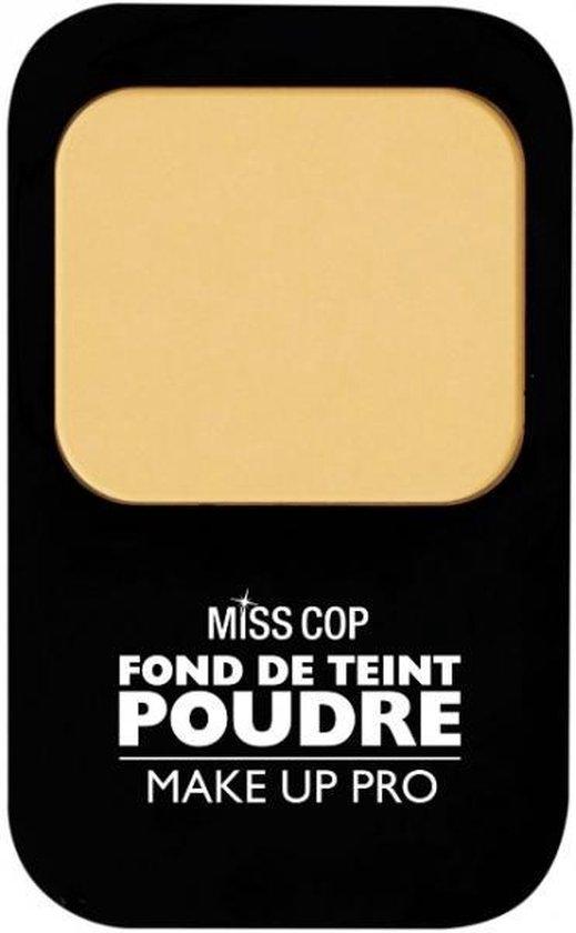 Miss Cop Compact Foundation 00 Porcelaine