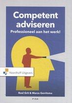 Boek cover Competent adviseren van Roel Grit (Paperback)