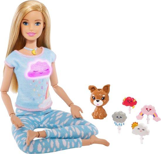 Barbie Wellness Meditatiepop - Barbiepop