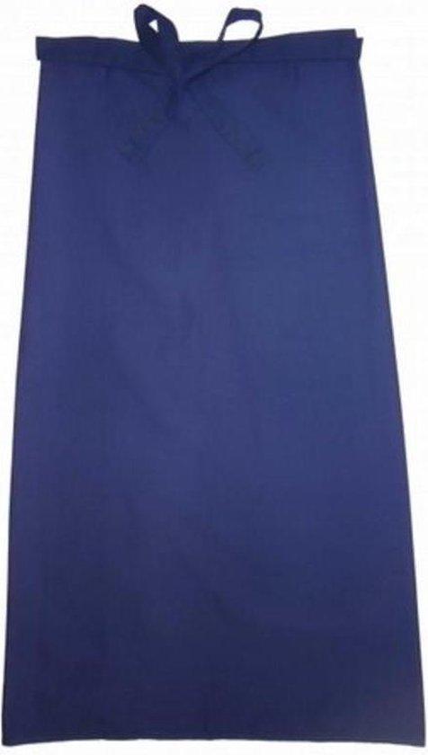 Keukenschorten BBQ - 2 stuks - Blauw 70x100cm - 70x100
