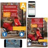 Theorieboek Rijbewijs AM - Scooter met oefen CD 2021
