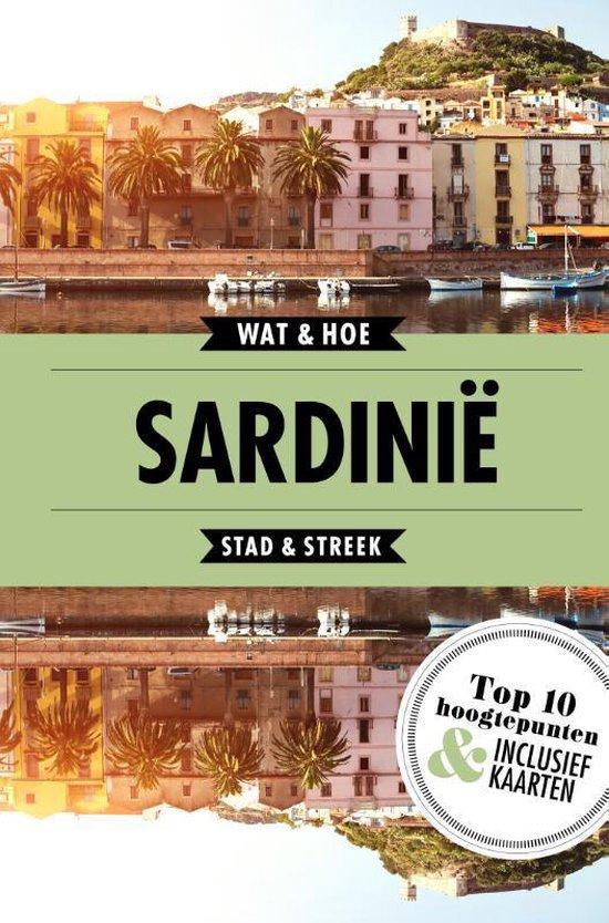 Wat & Hoe Reisgids - Sardinië - Wat & Hoe Stad & Streek   Readingchampions.org.uk